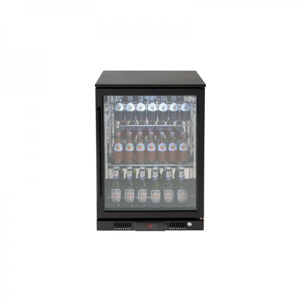 EA60WFBR – 138L Single Glass Door Beverage Cooler