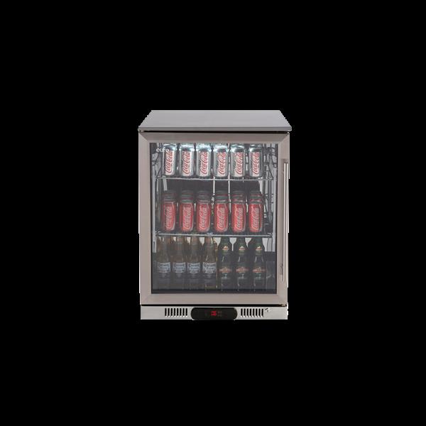 EA60WFSX2L – 138L Single Door Beverage Cooler