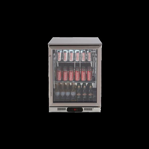 EA60WFSX2R – 138L Single Door Beverage Cooler
