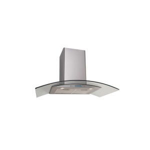 EAGL90SX – 90cm Curved Glass Canopy