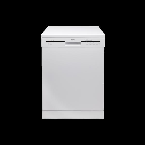 ED6004WH – 60cm Freestanding White Dishwasher