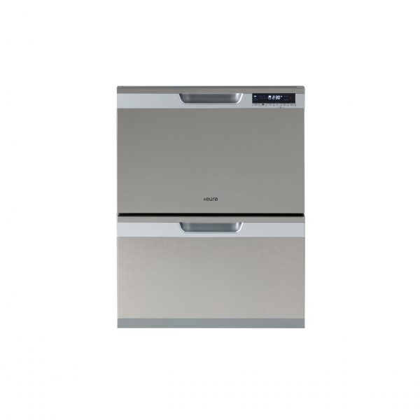 EDD60S – 60cm In-Built Double Drawer Dishwasher