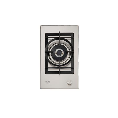 EMJG30WSX – 30cm Domino Gas Wok Cooktop