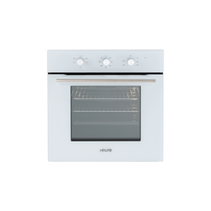 EO604WH – 60cm White Fan Forced Oven