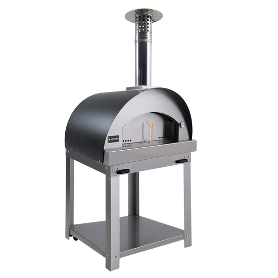 EPZ60BBS – 80×60 Wood Fired Pizza Oven