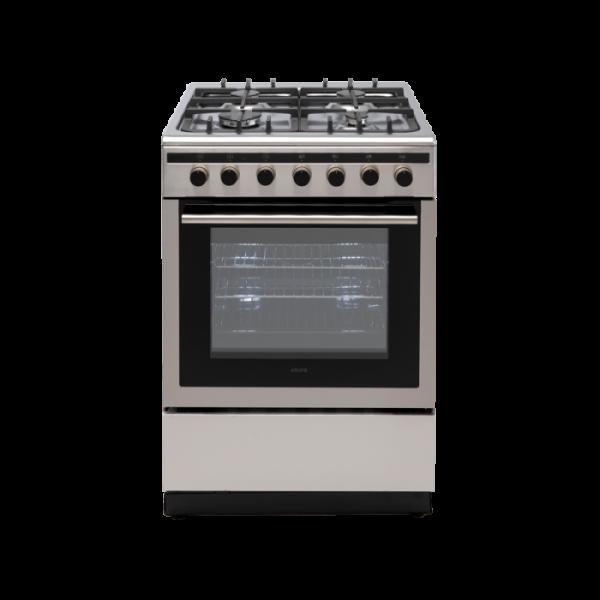 EV600DFSX – 60cm Dual Freestanding Oven