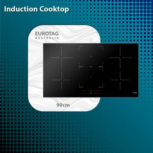 EUROTAG ECT90ICB 90cm Induction cooktop