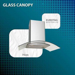 EUROTAG EAGL700S – 70cm glass canopy