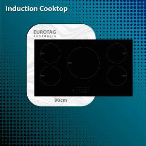 EHI955BD 90cm Induction cooktop